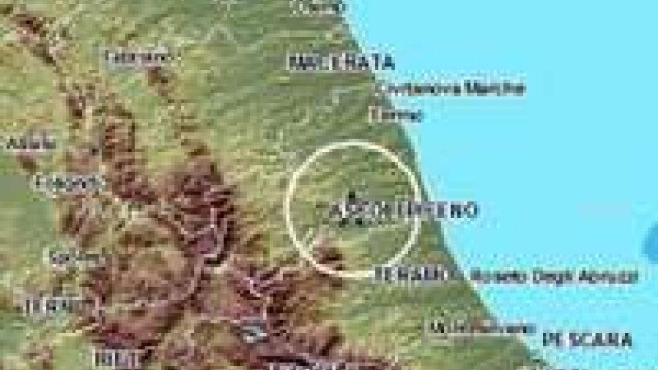 Terremoto: scossa di magnitudo 4 ad Ascoli Piceno