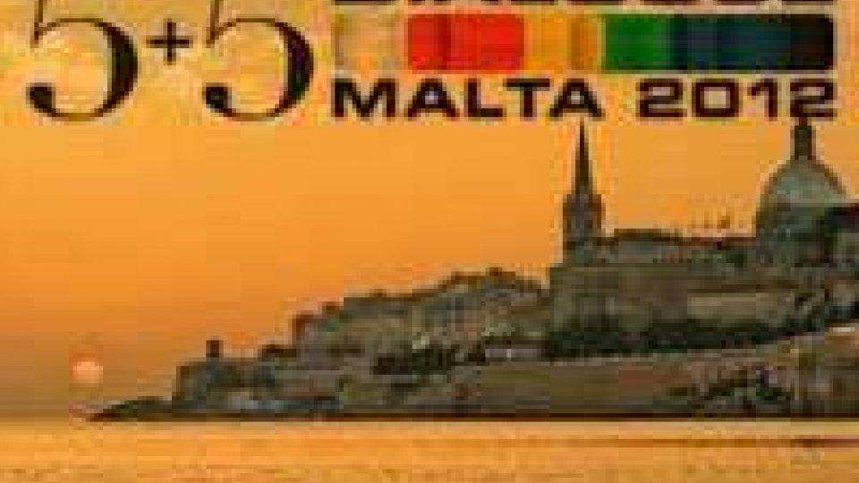 Malta ospita vertice Dialogo mediterraneo 5+5, presente anche Monti