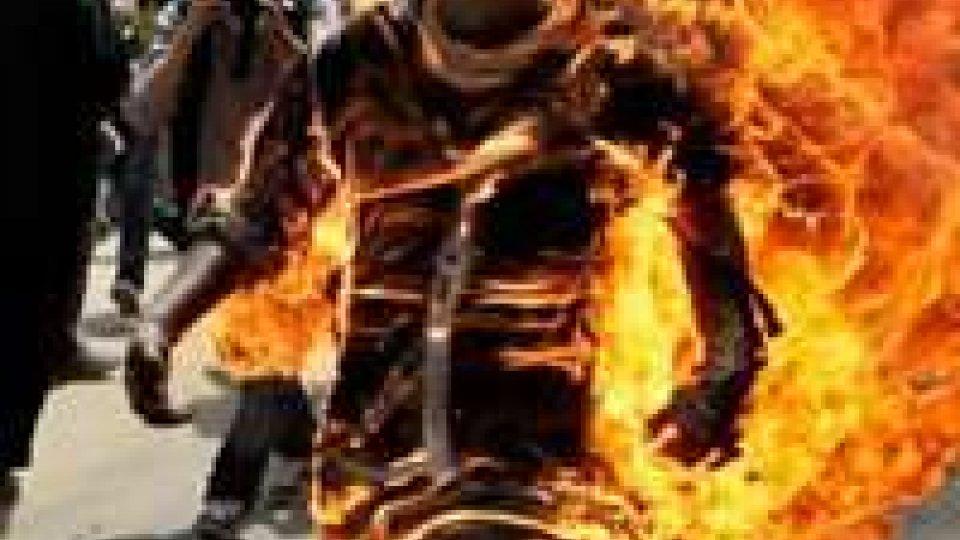 Tibet: doppia immolazione, vittime avevano 17 e 18 anni