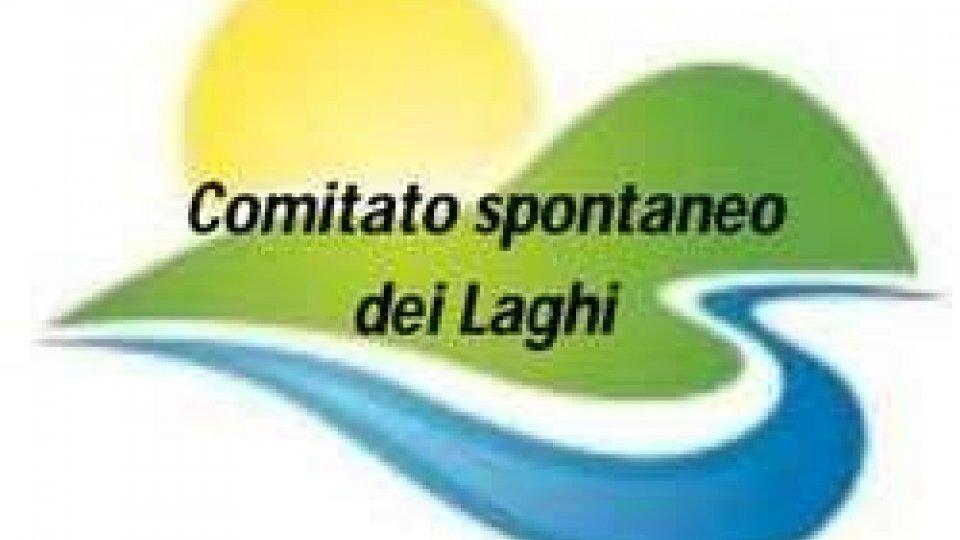 Il Comitato spontaneo dei Laghi ringrazia