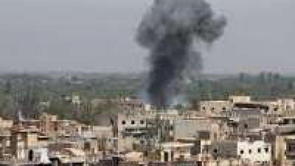 Siria: Egitto, Lega Araba dirà no a intervento