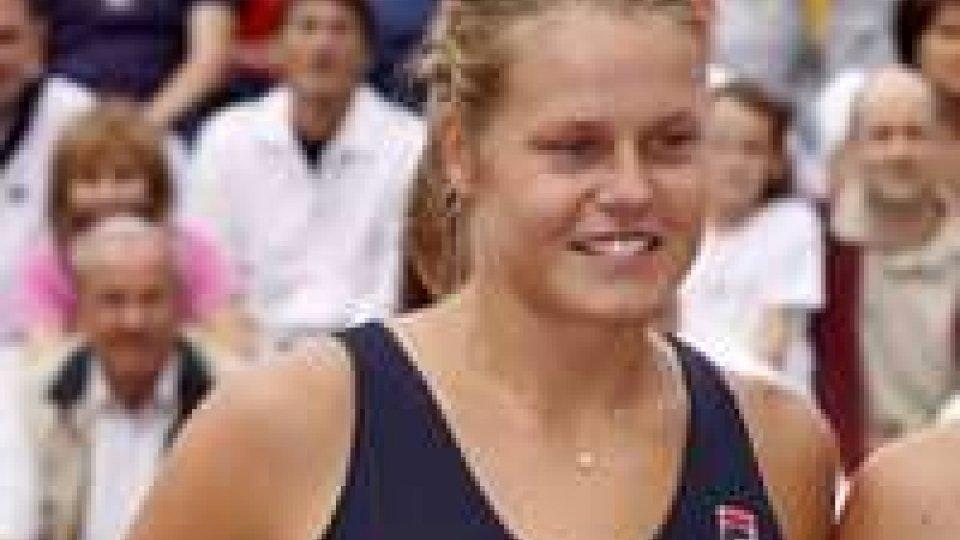 Tennis: Wta Bogotà; ko con Scheepers, subito fuori Knapp