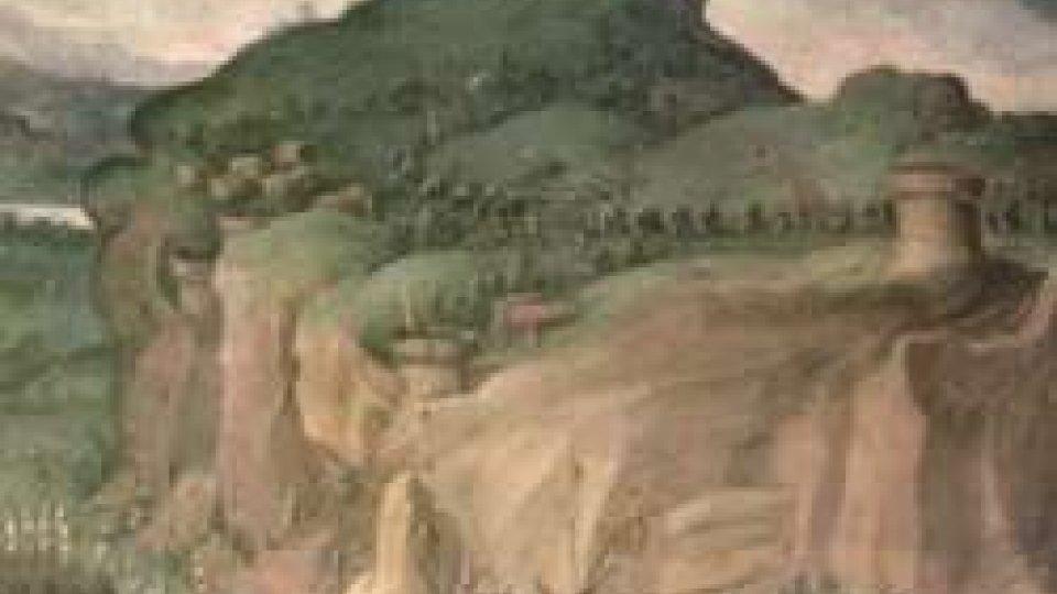 dipinto del VasariPaolucci e il Vasari in coppia incantano sulla copia della Presa medicea della Rocca