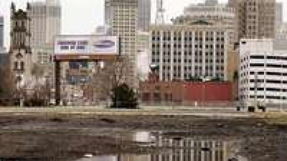 Usa: Detroit dichiara bancarotta, per giudice è incostituzionale