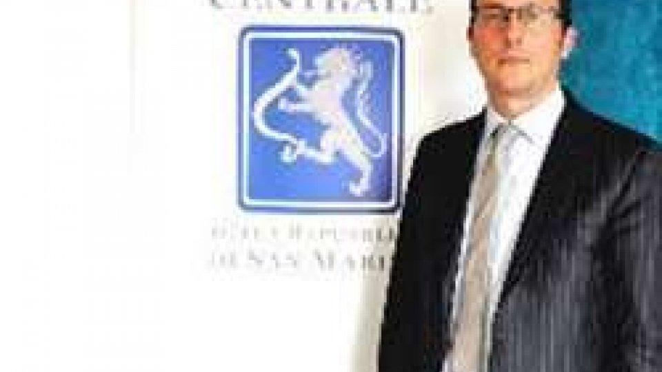 Stefano BizzocchiPs: Stefano Bizzocchi ritira la candidatura alle elezioni e lascia l'incarico di Vice Presidente di Banca Centrale