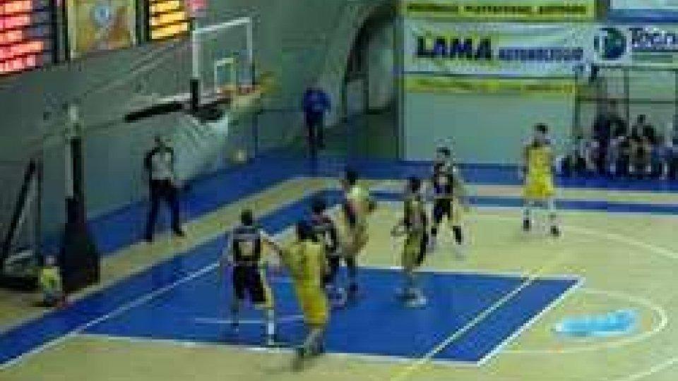 Santarcangelo BasketBasket, Serie B: Santarcangelo rallenta, Rimini a ridosso dei play-off