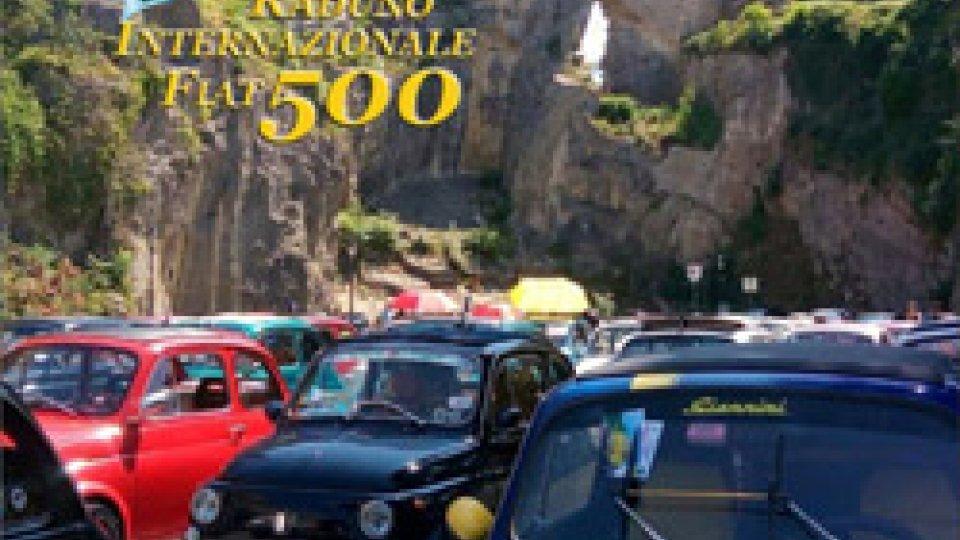 Olnano Estate e raduno delle Fiat 500, due eventi di successo