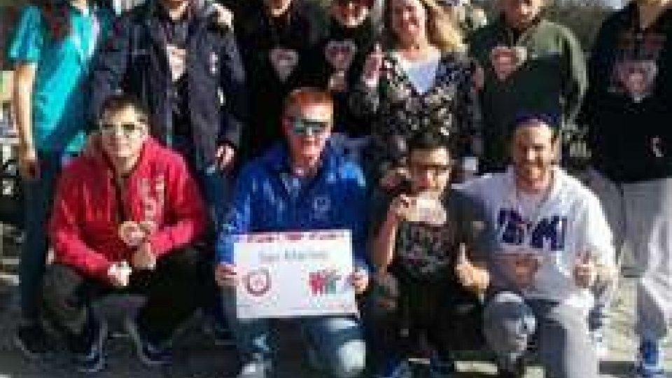 Special Olympics: si accede la fiamma dei Mondiali invernali