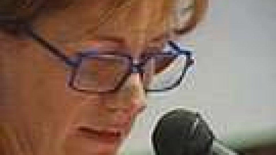 Emma Rossi: l'ultimo saluto di San Marino