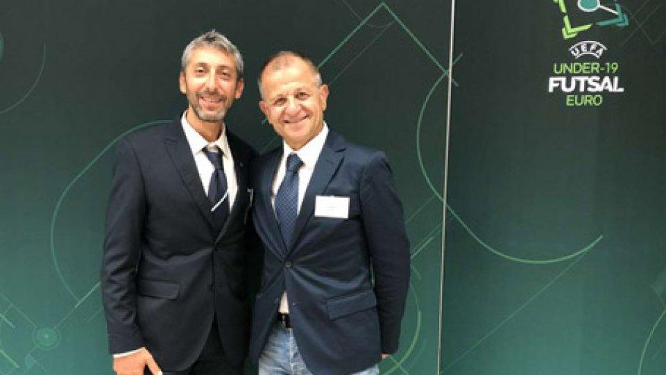 Roberto Levani e Giuseppe Canini ©FSGC