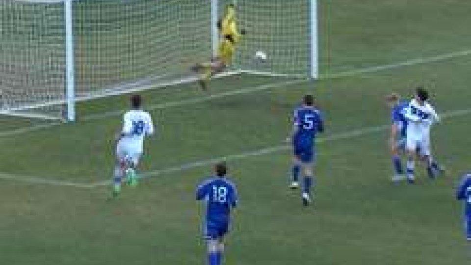 Rappresentativa San Marino – Rappresentativa Lega Pro 0-0Under 17: Rappresentativa San Marino – Rappresentativa Lega Pro 0-0