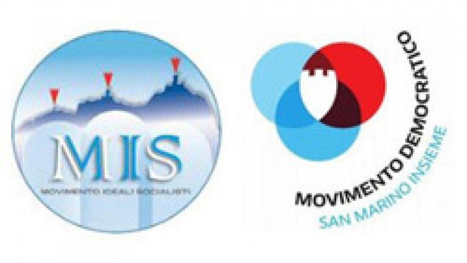 Incontro Mis - Mdsi, messe le basi per iniziative comuni
