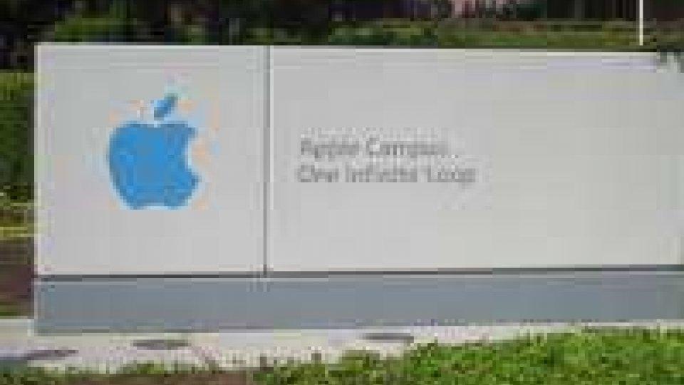 Attacco informatico alla Apple: sarebbe partito dall'Europa