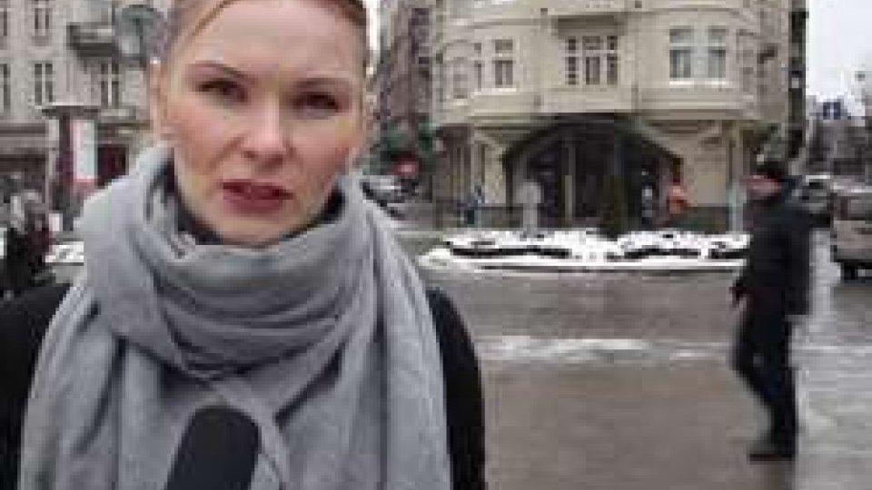 Victoria PolishchukLa corrispondenza settimanale dall'Ucraina di Victoria Polishchuk