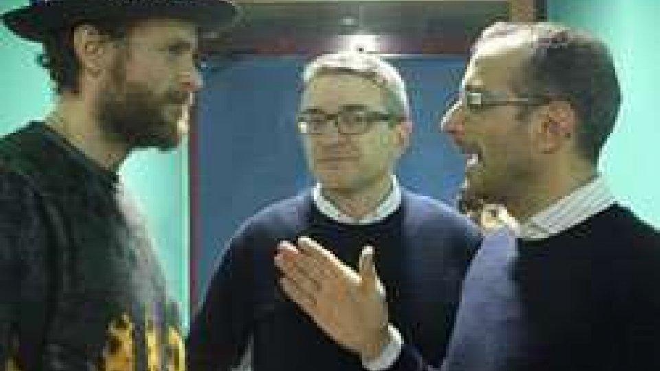 Ricci 'corteggia' Jovanotti per il 150esimo di Rossini