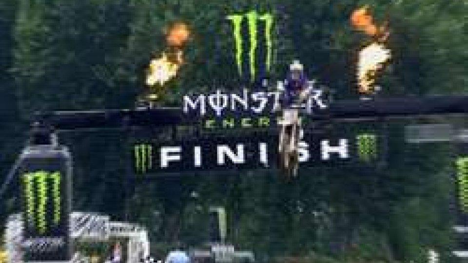 Motocross: Febvre fa doppietta e ipoteca il mondiale. Toccaceli 21° in MX2Motocross: Febvre fa doppietta e ipoteca il mondiale. Toccaceli 21° in MX2