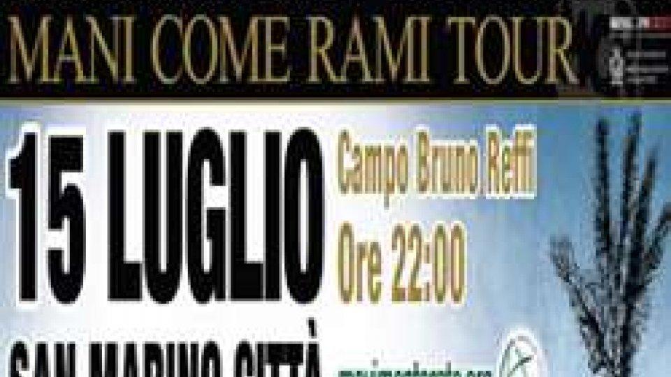 Modena City Ramblers a San Marino