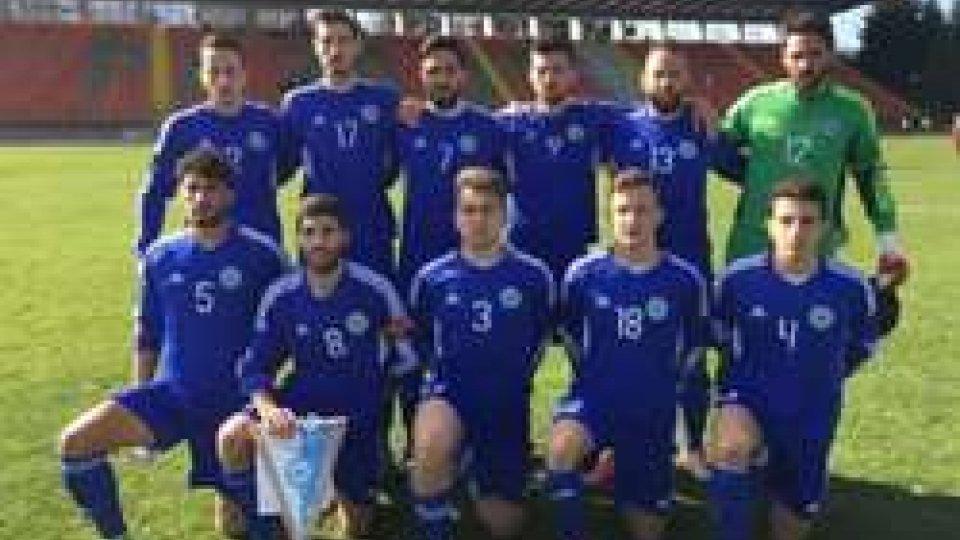 Nazionale San MarinoCoppa Regioni: San Marino batte la Spagna