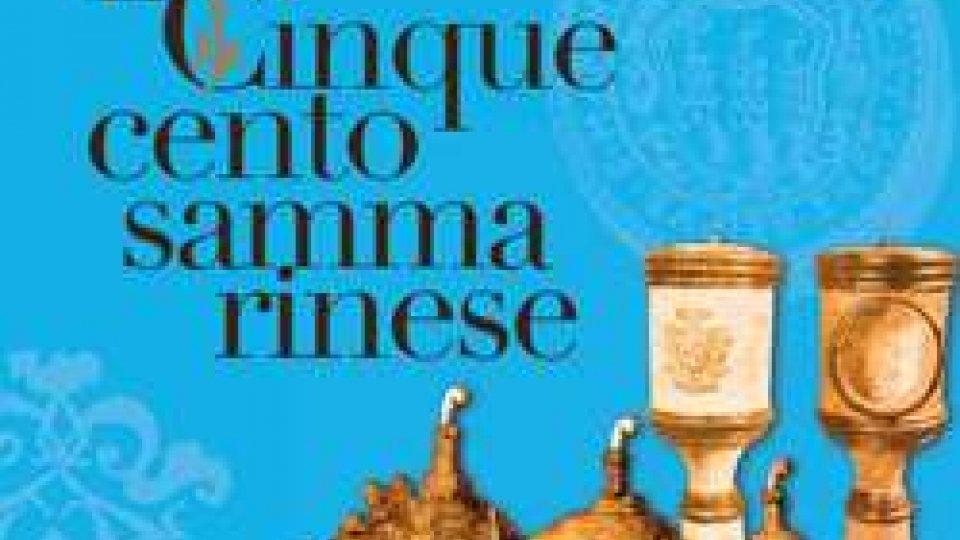 Una Lectio Magistralis per la presentazione del 40° quaderno della collana del Centro di Studi Storici dell'Università di San Marino
