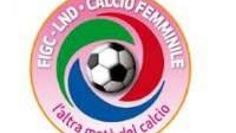 Calcio Femminile: previste riduzione sui costi d'iscrizione