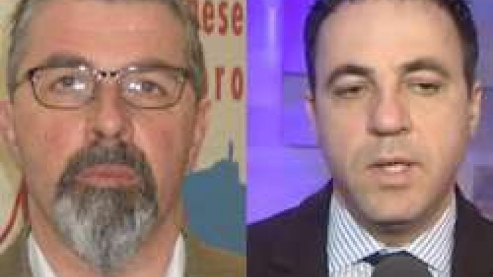 Giuliano Tamagnini e Francesco BiordiLegge rappresentatività in Aula: sindacati divisi