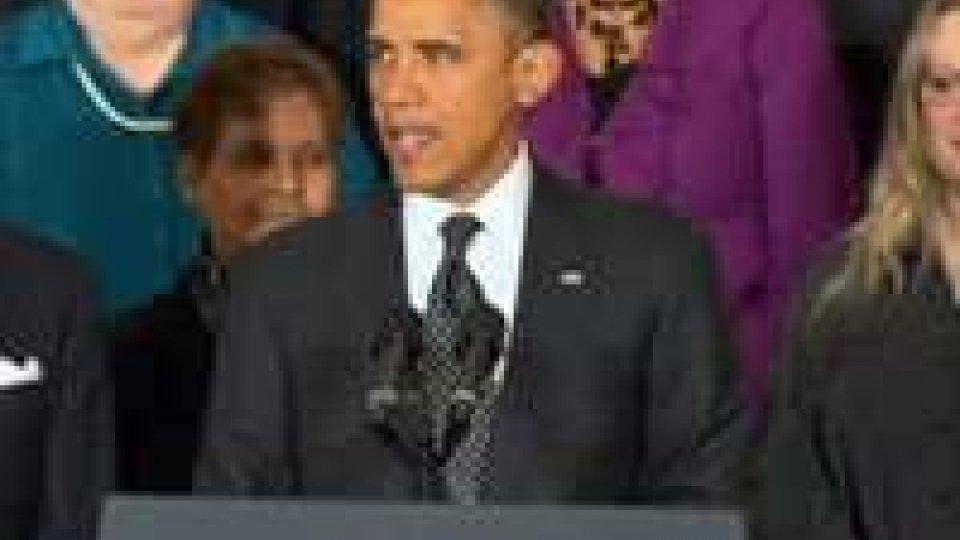 """USA, Obama: """"i ricchi americani paghino di più"""""""