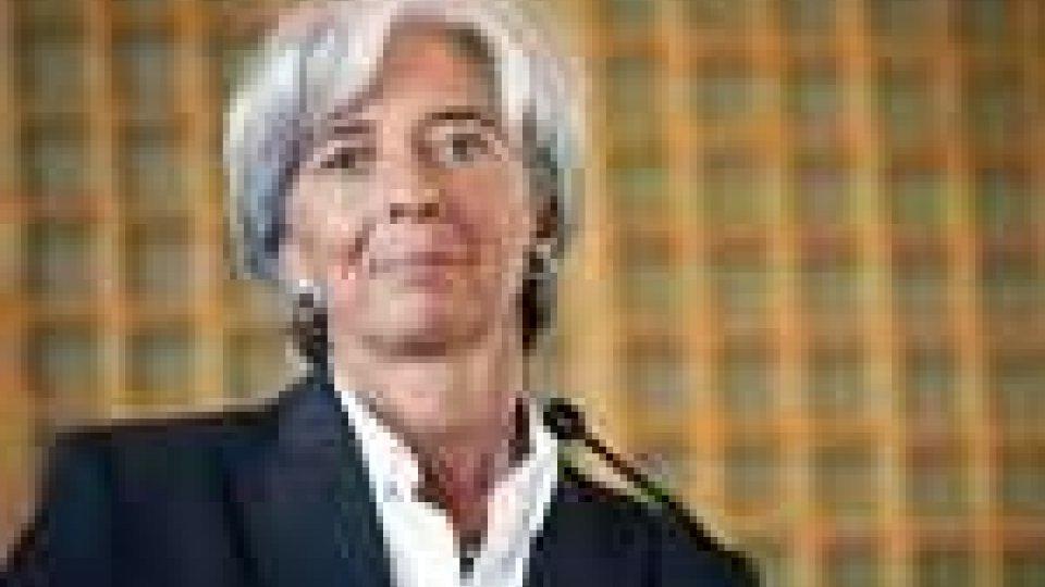 Lagarde nuono direttore dell'Fmi