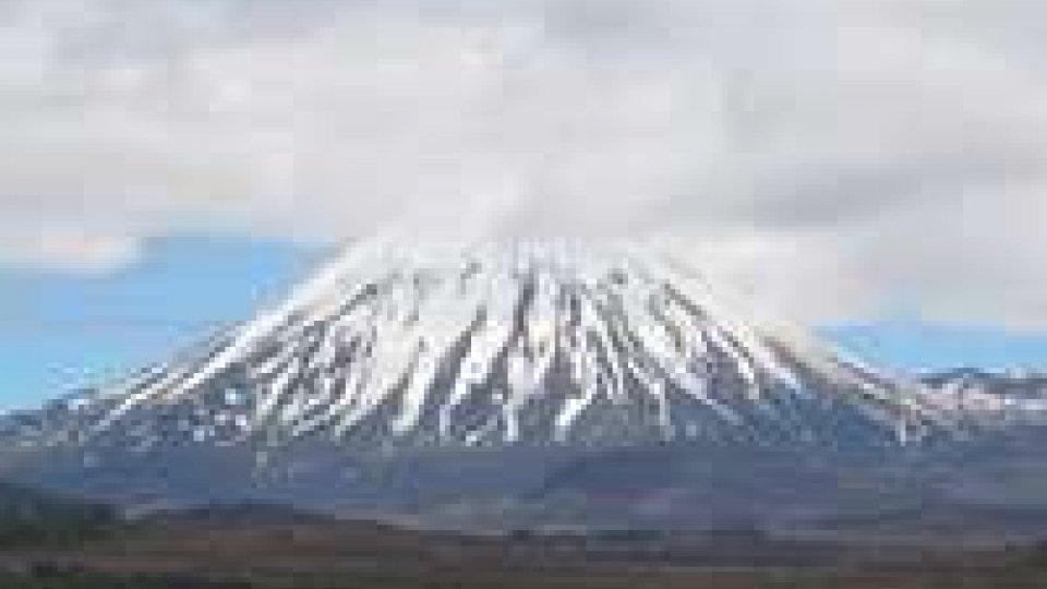 Nuova Zelanda. Dopo un secolo si sveglia il vulcano Tongariro