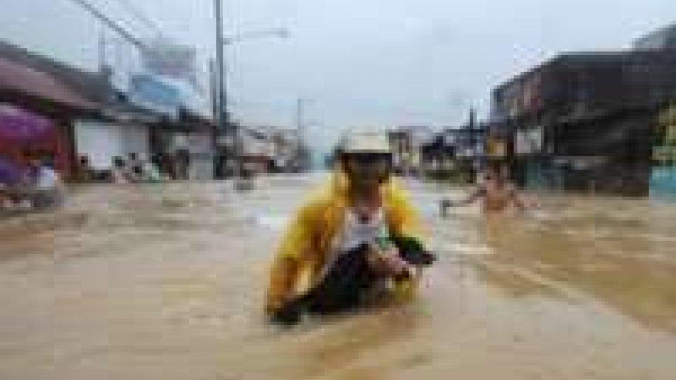 68 morti nelle Filippine per il Monsone