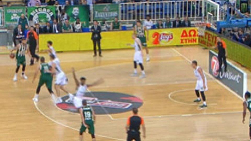 Panathinaikos ZalgirisEurolega: tre vittorie in trasferta chiudono la quarta giornata