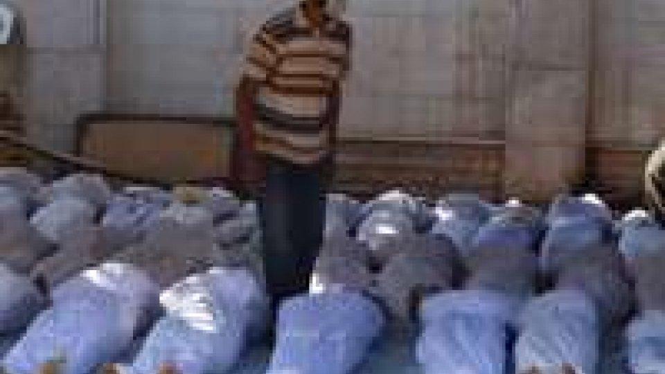 Siria: avvio ispezioni armi chimiche forse già martedì