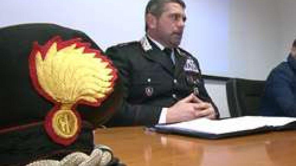 I carabinieri di RiminiSottrae denaro a disabili, arrestato amministratore sostegno