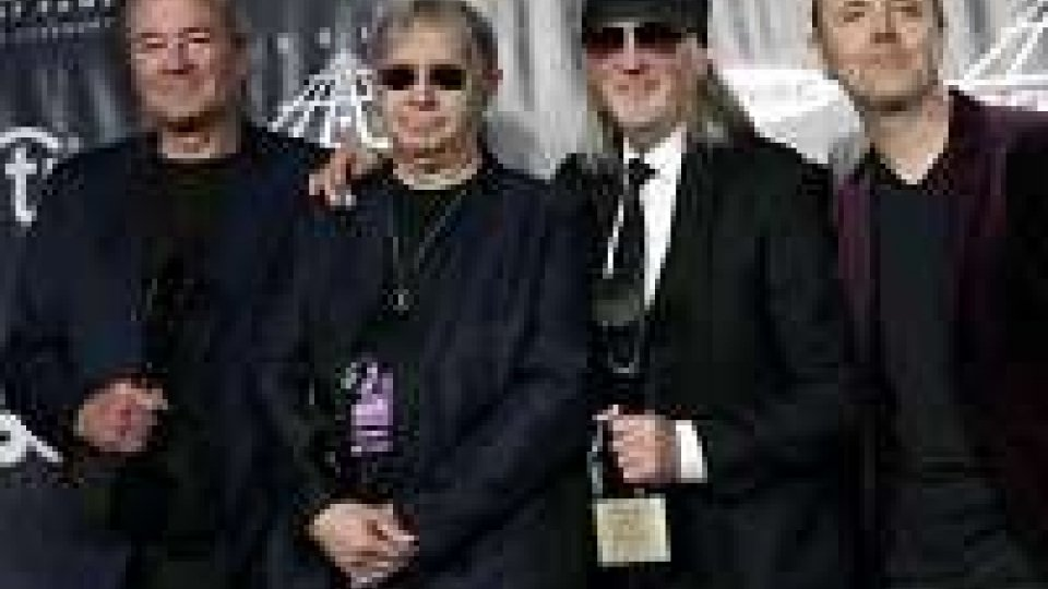I Deep Purple nella Rock and Roll Hall of Fame