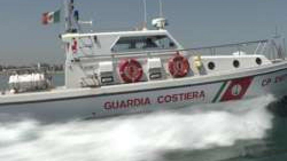 """Guardia Costiera in prima lineaOperazione """"Mare Sicuro"""": Guardia Costiera in prima linea"""