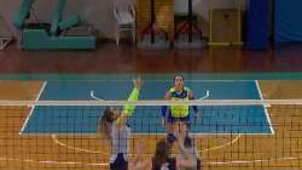 Volley: la Banca di San Marino vince il derby, Titan Services battuta nell'anticipoVolley: la Banca di San Marino vince il derby, Titan Services battuta nell'anticipo