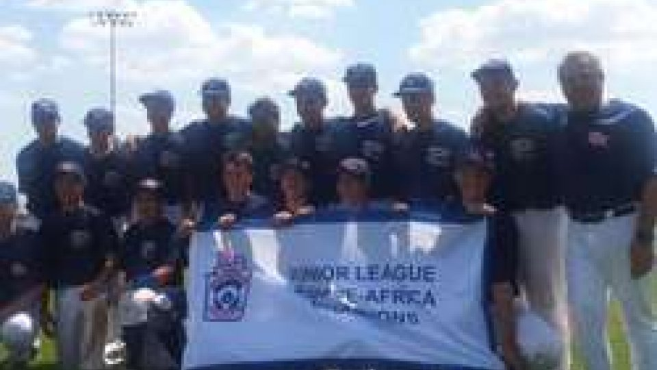 Baseball, Little League: Italia campione e qualificata alle World Series