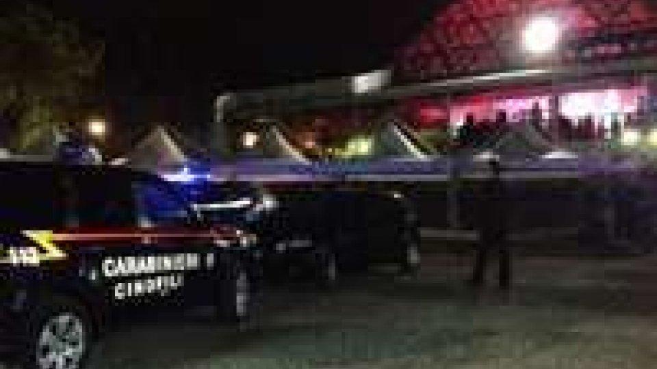 Cc Riccione: 8 arresti in discoteca per droga