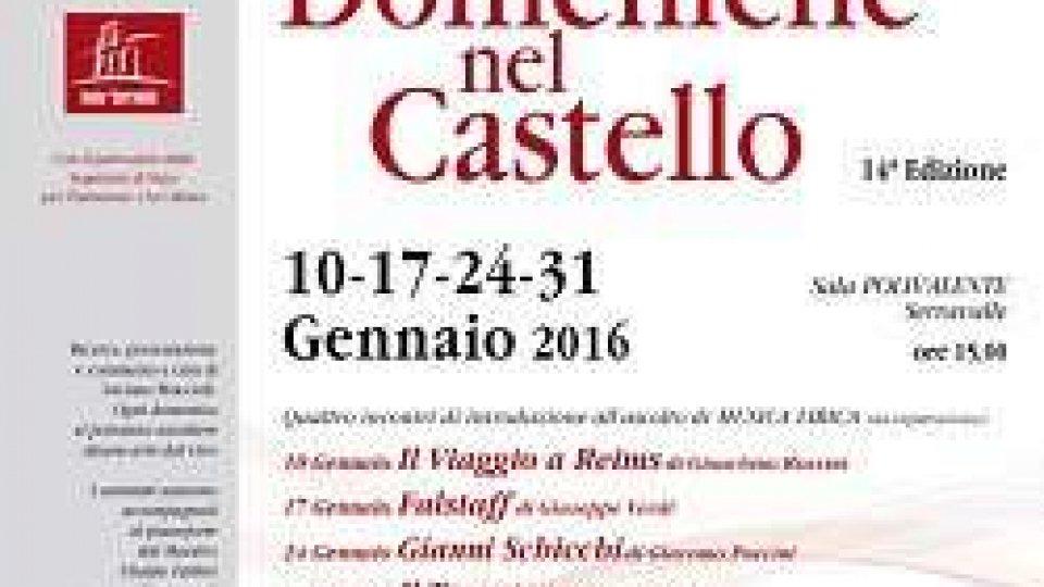 Domeniche nel Castello- Maestro U. Fabbri