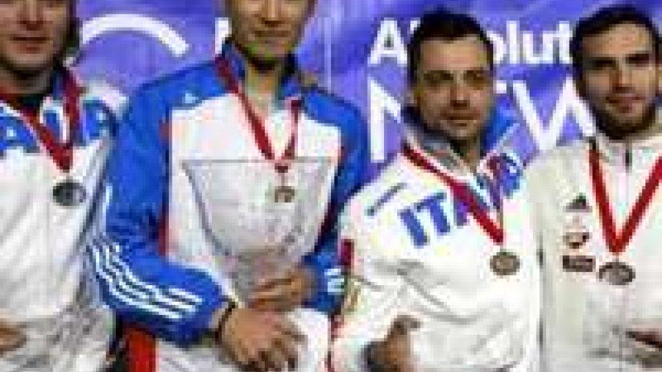 Sciabola: podio italiano al Gran Prix di New YorkSciabola: podio italiano al Gran Prix di New York