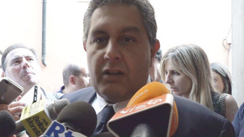 """Giovanni TotiPonte di Genova, Toti sul rischio di infiltrazioni mafiose: """"Vigiliamo ma ricostruiamo"""""""