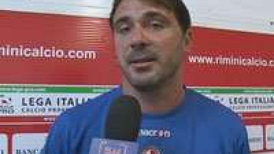 Rimini: il ct D'Angelo alla vigilia del match con Valle d'AostaIl tecnico del Rimini alla vigilia della gara con valle d'Aosta