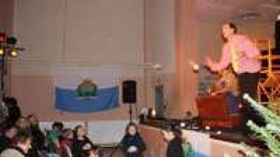 Feste natalizie della Comunità dei sammarinesi di Grenoble