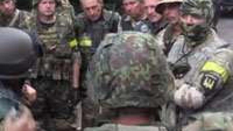Ucraina: cresce il numero di vittime civili, non confermato sconfinamento russoUcraina: cresce il numero di vittime civili, non confermato sconfinamento russo