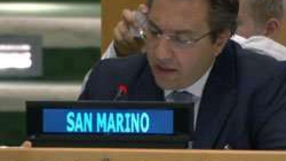 Francesco Mussoni9° Conferenza Onu Disabilità: Mussoni illustra le sfide future per San Marino