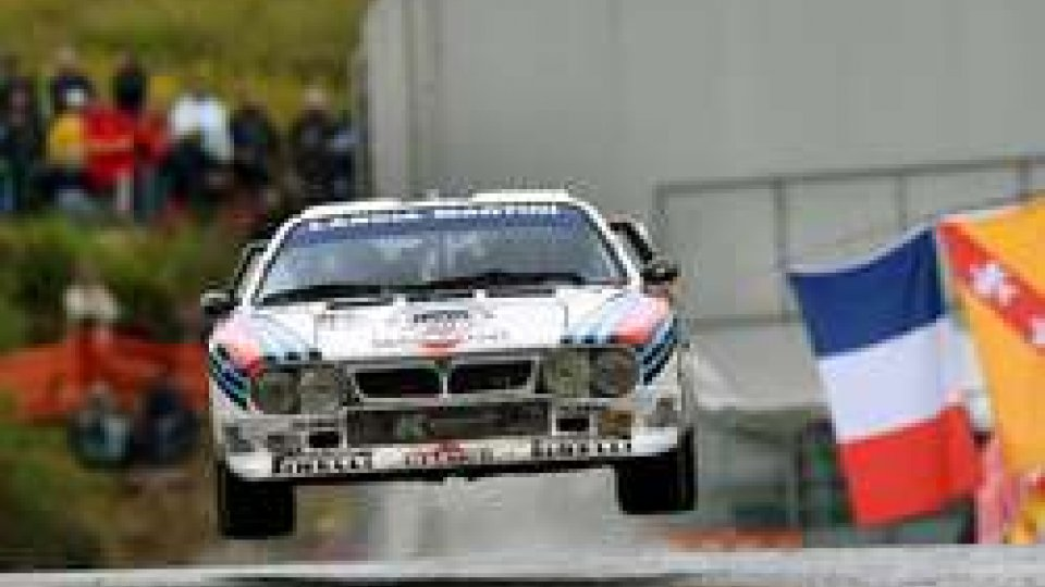 """Rally Legend: fantastica parati di campioni del mondo per il """"Colin Mc Rae Tribute"""""""
