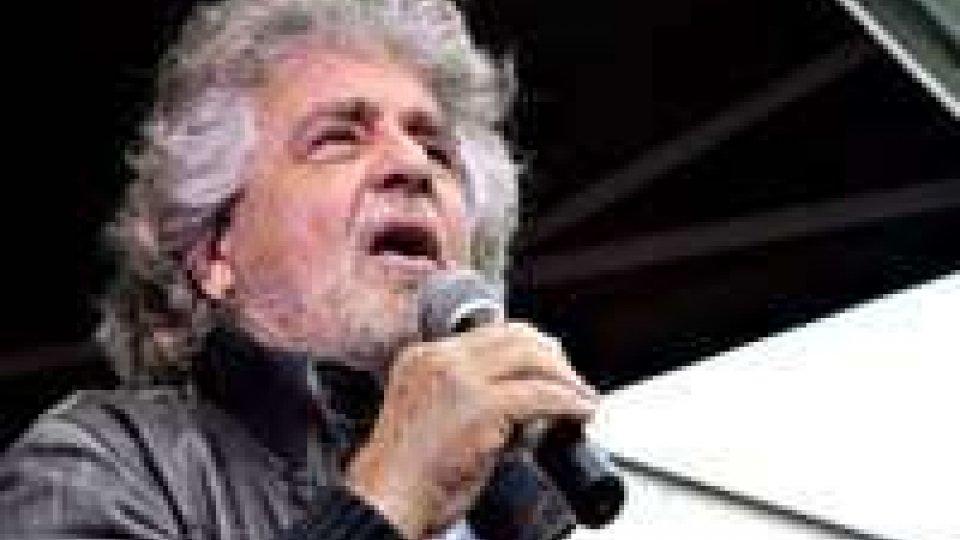Grillo: Di Pietro Presidente della Repubblica