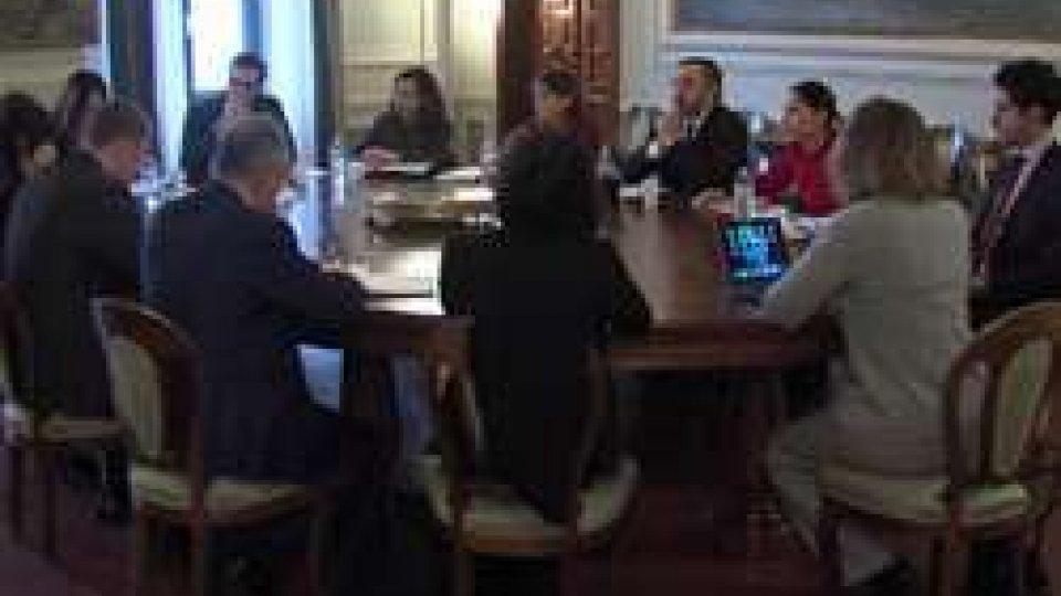 FMI: oggi gli incontri con i Segretari di Stato