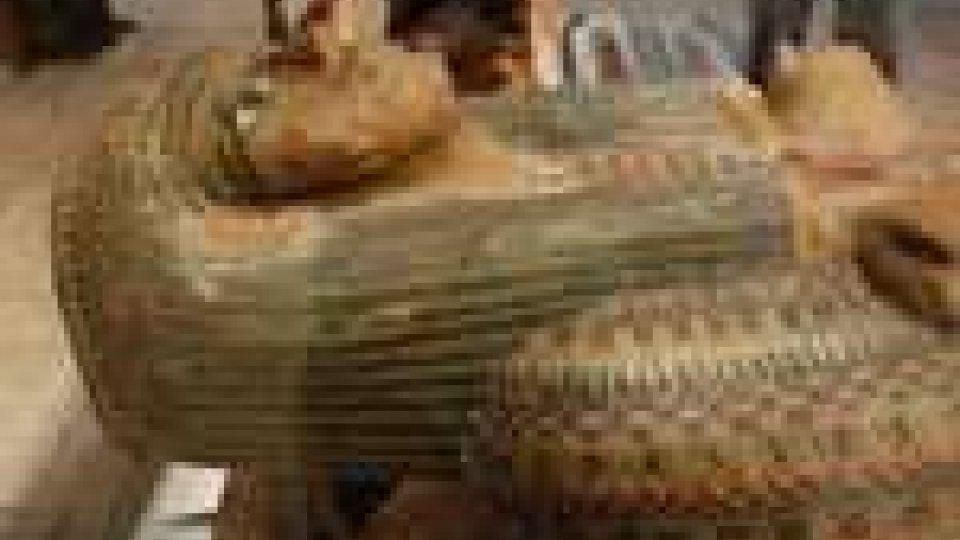 Ritrovata comunità mummificata nel modenese