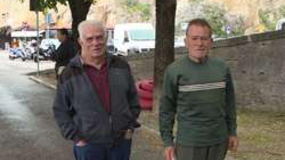 I fratelli ReffiDal Brasile alle loro origini sammarinesi: i fratelli Reffi in vacanza sul Titano