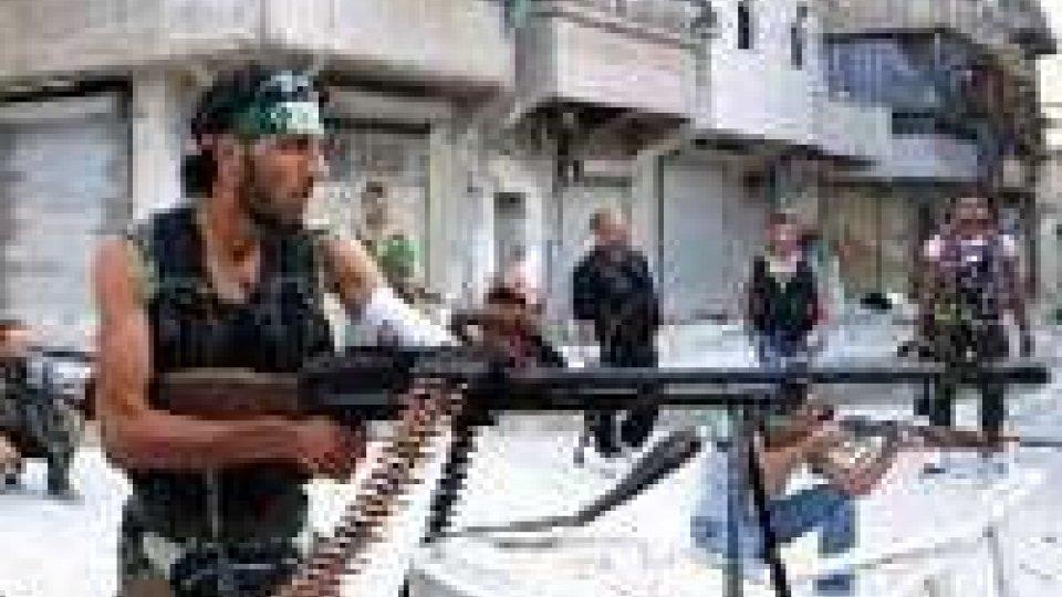 Cresce il numero delle vittime in Siria